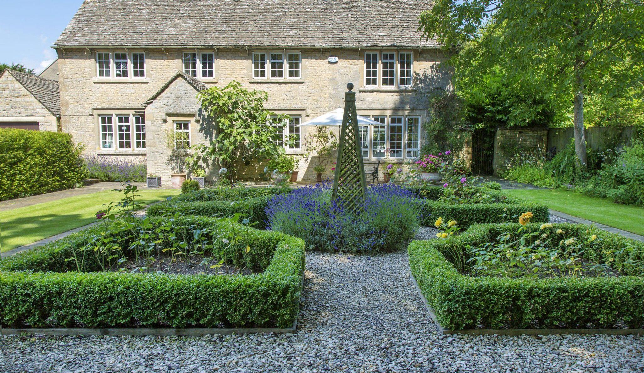 Garden Design Burford
