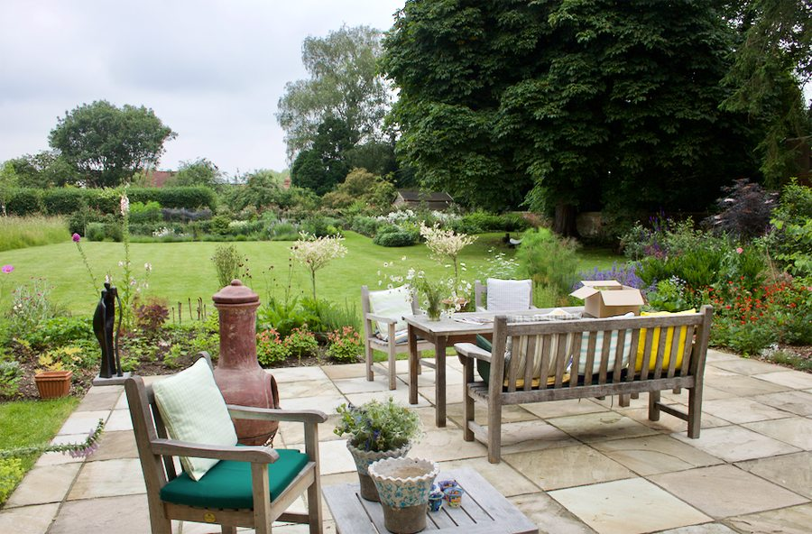 Caring for the garden in August Oxford Garden Design