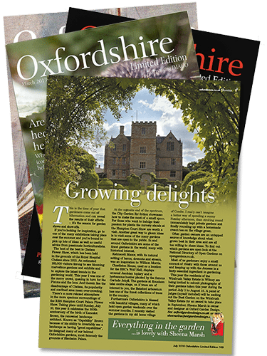 Oxford Garden Design - In the press