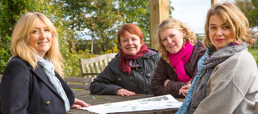 garden design services in Oxfordshire