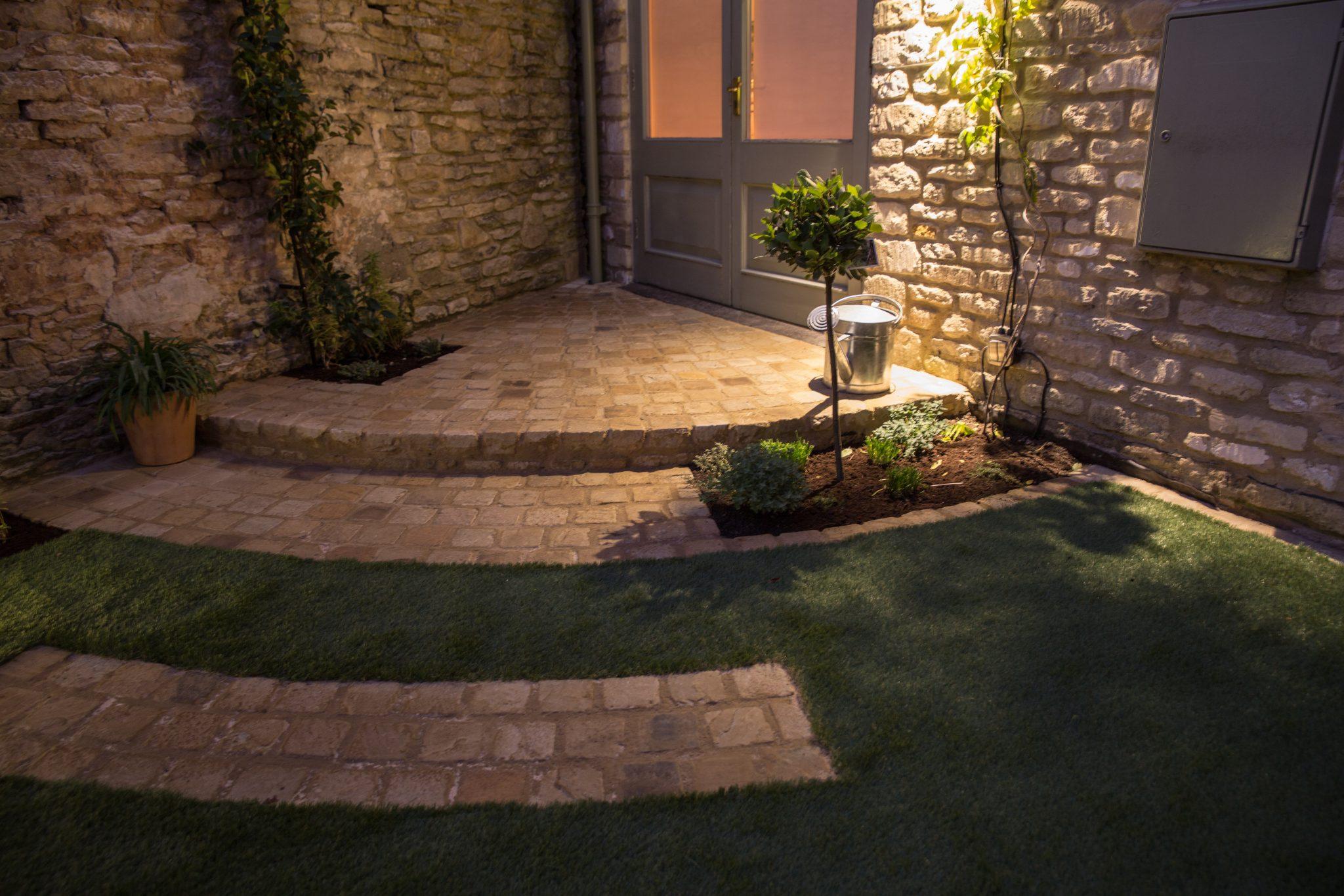 garden makeover oxfordshire, oxford garden design