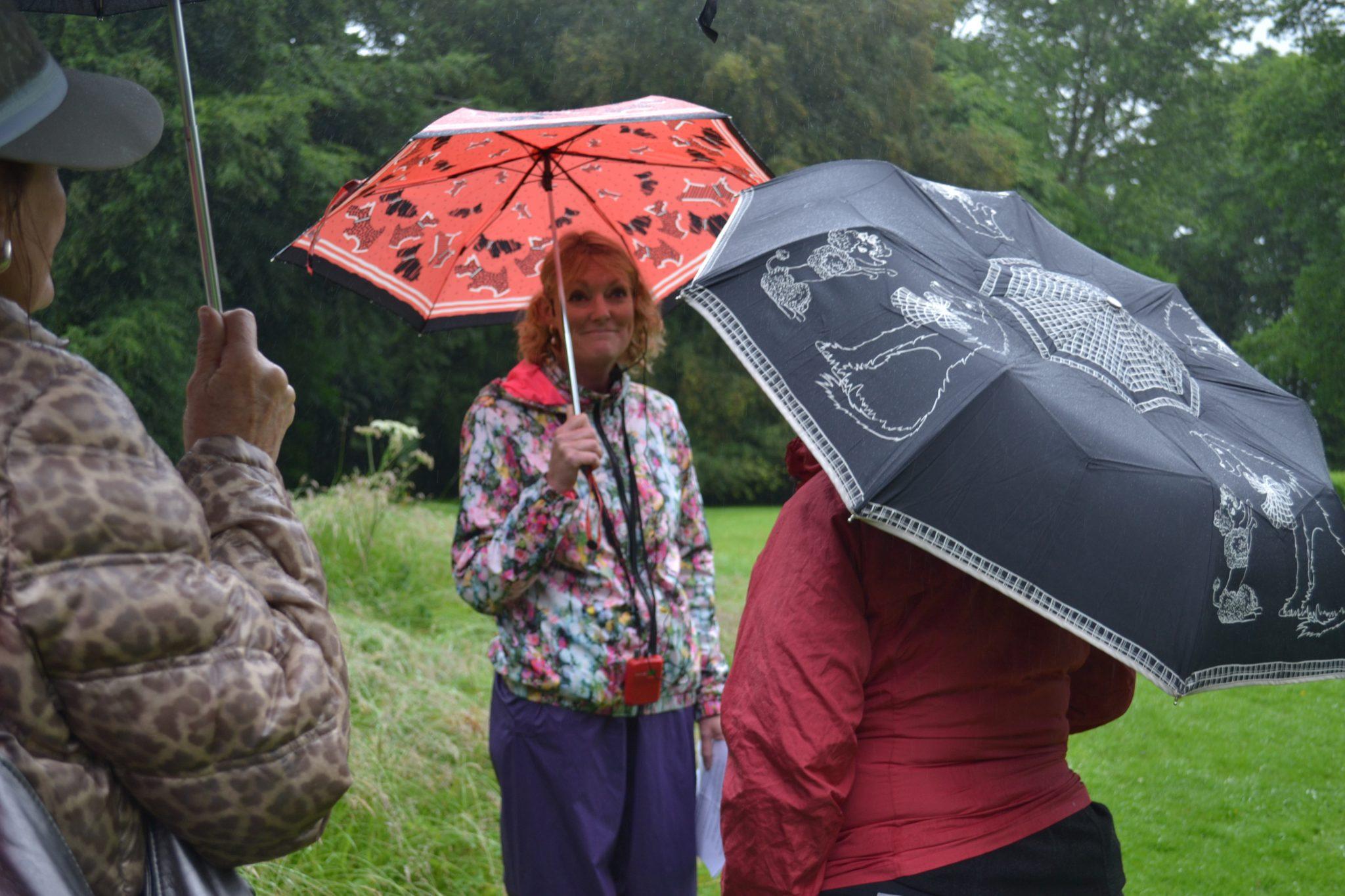 Garden tours Oxfordshire