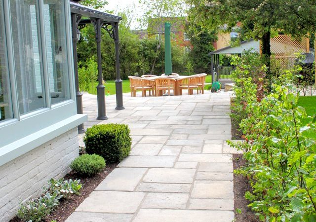 Garden Landscaping services Oxfordshire, Oxford Garden Design