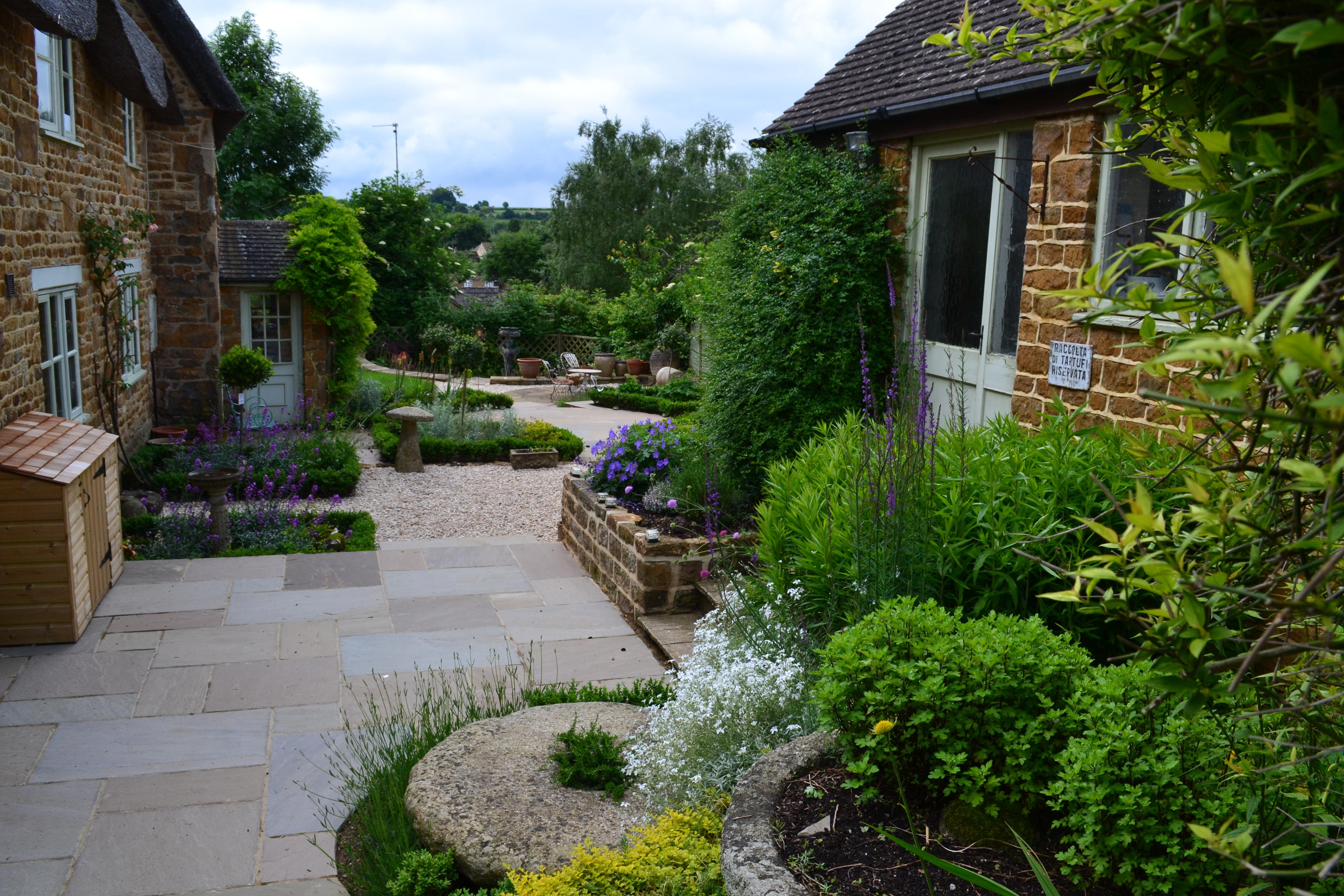 Garden Design - Hook Norton Oxfordshire - Oxford Garden Design