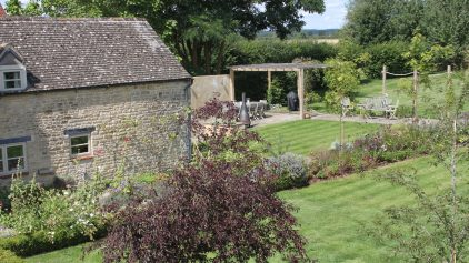 Garden Design Sutton Oxfordshire