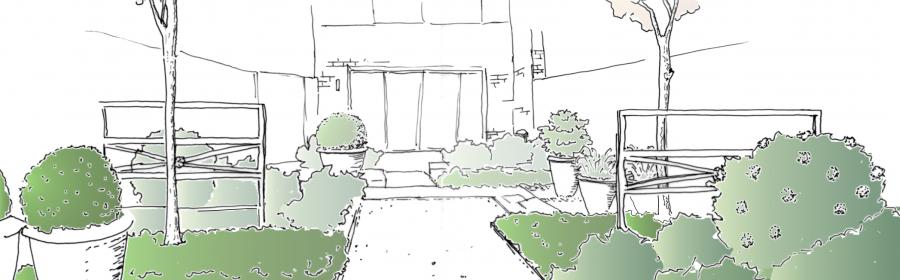 Garden Design Service Oxfordshire, Oxford Garden Design