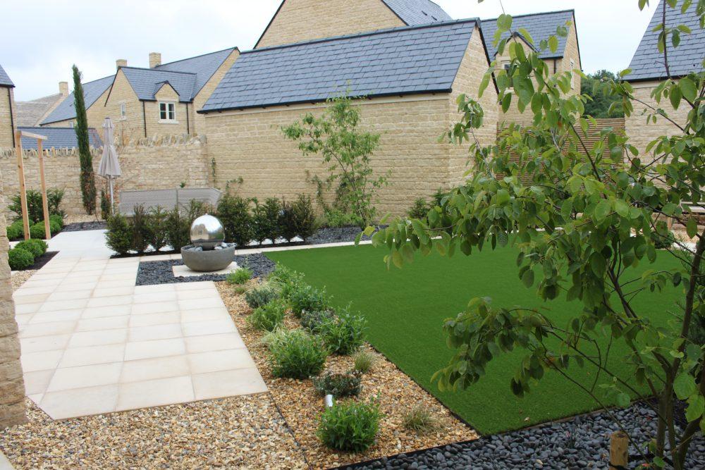 Garden Design Bourton on the Water - Oxford Garden Design