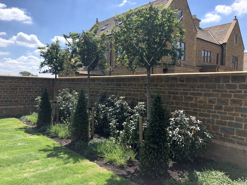 Garden Design and Landscaping - Wigginton near Chipping ...