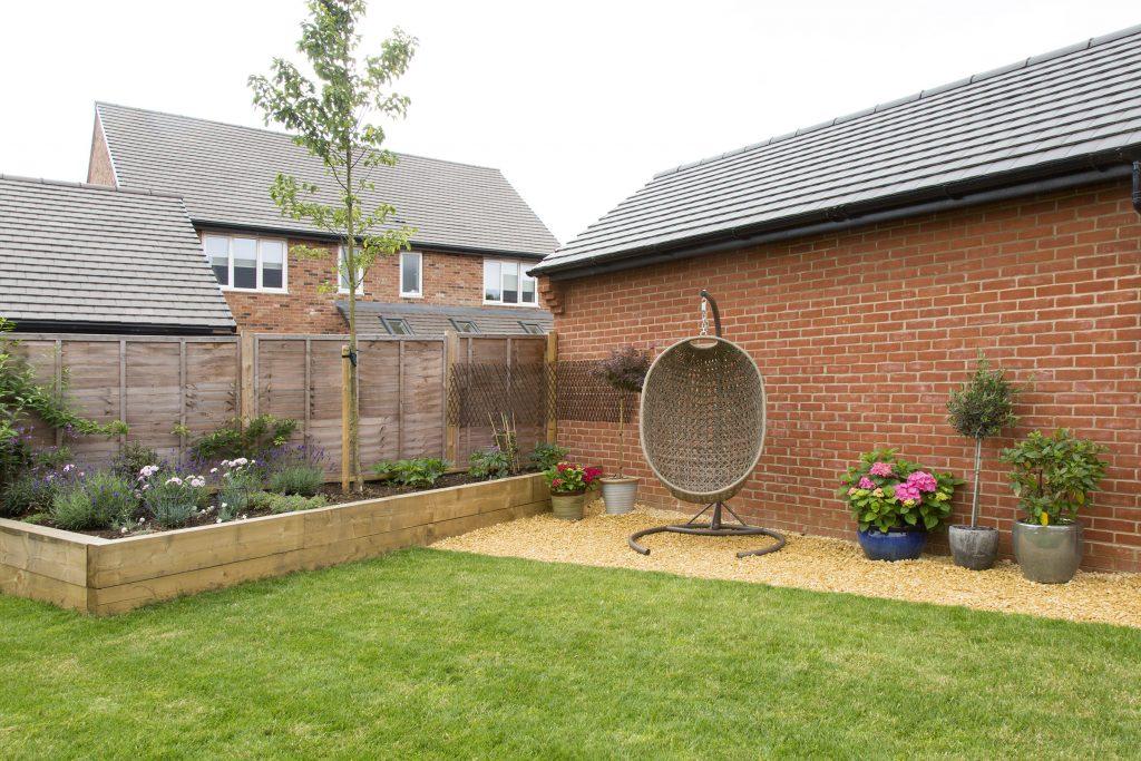 Garden Design For A New Build Oxford Garden Design